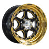 Inner Groove Big Cap SUV Alloy Wheels