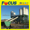 High Productivity Hzs240 Belt Conveyor Concrete Batching Plant