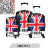 British Flag Printing PC Travel Trolley Luggage