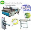 High Speed Toilet Paper Roll Embossing Machine