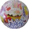 Non-Noxious Eco-Friendly Helium Foil Balloon