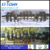 Forged Steel Crankshaft for Dongfeng 6L HOWO Wd615 Engine Shafts