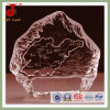 Clear Crystal Blank with Engraved for Crystal Trophy (JD-CB-306)