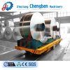 Battery Operated Industrial Electric Coil Rail Cart China Factory