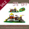 Plastic Eco-Friendly Kids Outdoor Slides Toys for Park (X1514-2)