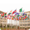 Stainless Steel Outdoor Flag Pole