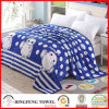 2017 New Season Coral Fleece Blanket with Printed Df-8852