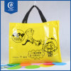 Golden Laser Luxury Laminated Non-Woven Shopping Bag for Women