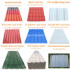 Noise Avoiding Corrugated PVC Roof Sheet for Textile Factory