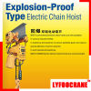 Electrical Explosion Proof Chain Hoist 1t, 2t, 3t, 5t, 10t