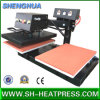 Pneumatic Double Stations Heat Press Machine in Different Size for Sale