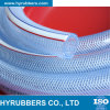PVC Fiber Strength Soft Hose for Transport Water Oil