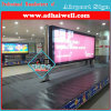 Airport Advertising Signage Scrolling LED Light Box