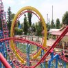 Outdoor Playground Amusement Machine Roller Coaster in Theme Park