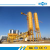 35m3/H Mobile Concrete Mixing Batch Plant, Movable Concrete Mixing Plant