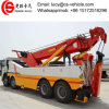Euro II 8X4 4 Axles Rotary Block Removal Truck Wrecker for Sale