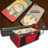High Performance UV Flatbed Printer Large Format Printing Machine on 3D Mobile Phone Case