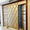 3D Acoustic Wall Panel Decoration Board Decorative Soft Roolls PU Leather