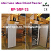 Capacity 300kg Blast Chiller for Bread and French Fries (BF-3S)