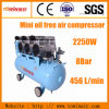 8bar Oil Free Air Compressor Overseas Distributor Wanted (TW7503)