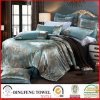 Fashion Poly-Cotton Jacquard Bedding Set Df-C179