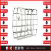 Single Steel Metal Display Board Shelf for Market