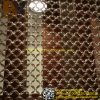 Ring Wire Mesh Room Divider