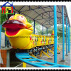 Worm Pulley Kiddie Roller Coaster Ride Amusement Park Equipment