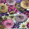 Fashion New Style Soft Velvet Printed Fabric for Home Textile