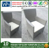 PE Rattan Single Chair for Garden Outdoor Furniture