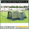 Chinese Outdoor Meditation Open Roof 3-4 Person Camper Trailer Tent