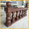 Natural Stone Yellow/Gold Granite Fence Balusters for Outdoor Stair