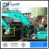 High Working Frequency Magnetic Lifter for Excavator Installation Emw-80L/1-75
