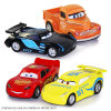 4PCS Children Gift Toys Diecast Metal Alloy Model Toys Cars