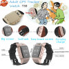 Newest Adults GPS Tracker Watch with Android and Ios APP T59