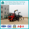 HOWO 8X4 Side Loader Truck-- 20ft Container