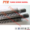 65/120 Twin Screw Barrel Screw Cylinder Screw Tube for PVC Sheet PVC Pipe