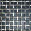 Galvanized Square Hole Woven Wire Mesh