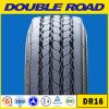 China New Steer Radial Truck Tyre Tyre Cord Fabric Tubeless Tyre 295 80 22.5 Radial Truck Tires