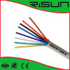 8 Cores Unshielded Alarm/Security Cable with High Quality, CPR Approved
