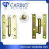 "(HY817) European ""H"" Hinge Iron Door Hinge with Many Kinds of Surface"