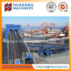 Heavy-Duty Belt Conveyor System for Power Plant