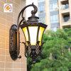 Manufacturers Garden Wall Mounted Iron Outdoor Street Light European Style for Outdoor Ilc-016
