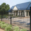 Steel Fence Powder Coating Fence Wrought Iron Fence Pool Fence Steel Fencing