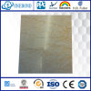 Sunny Yellow Marble Honeycomb Panel