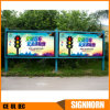 Street and Supermarket Advertising Free Standing Scrolling LED Display