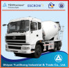 Tri-Ring 35t Heavy Concret Mixer Truck