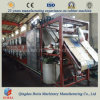 Stainless Steel Rollers Rubber Sheet Cooling Machine