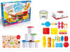 Kids Toy Educational Play Dough Set (H9549004)