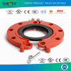 FM/UL/Ce Approval Standard Ductile Iron Grooved Flange Split-Class 150